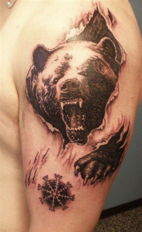 grizzly bear tattoo ideas 1000 ideas about grizzly bear
