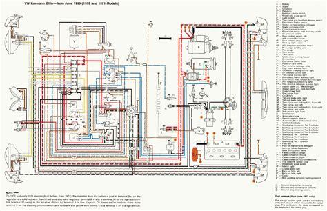 vw bug emergency flasher wiring diagram vw free engine