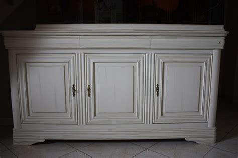 Commode Relookée by Relooker Meuble Merisier Louis Philippe Table Ovale Louis