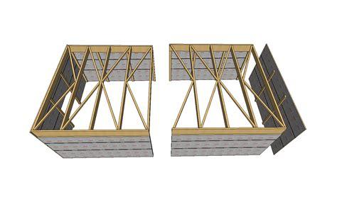 capannoni in legno moduli di capannoni in legno per impianti industriali