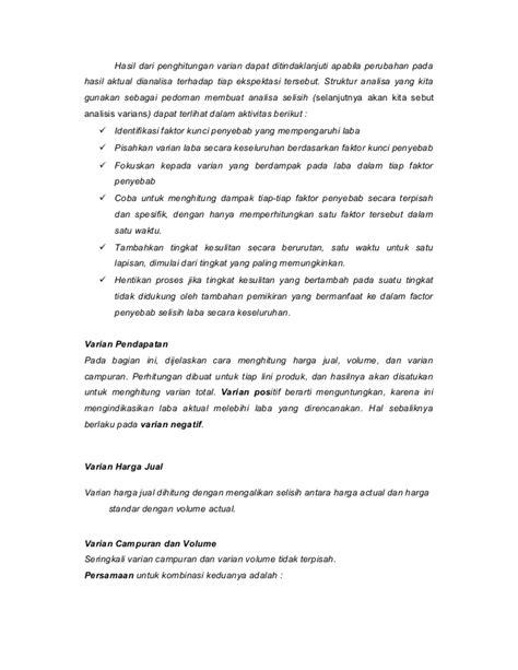 Analisa Laporan Keuangan Pirmatua Sirait analisa laporan keuangan