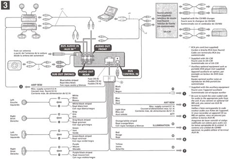 sony car wiring diagram wiring diagram with description