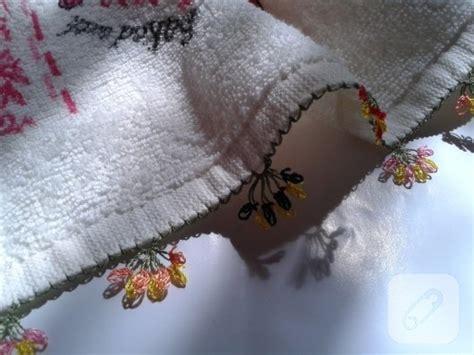 igne oyasi ile yapilan havlu kenari modelleri cok hos iğne oyasından basit havlu kenarı yapımı 10marifet org