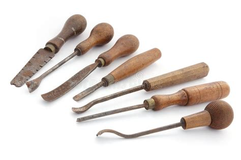 refurbished woodworking tools vintage woodworking tools stock image image of