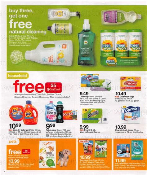 Scan Target Gift Card - target bounty paper towels gift card deal other products too