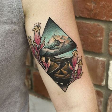 passport st tattoo 95 best travel tattoos images on ideas for