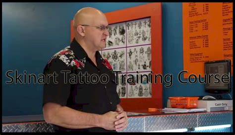 tattoo training trash polka skinart academy