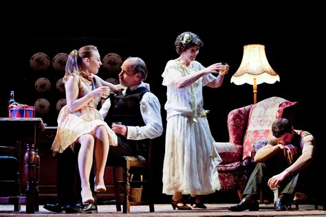 Themes In Birthday Party By Harold Pinter | the birthday party oldham coliseum
