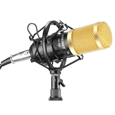 top 10 best recording microphone set in 2017