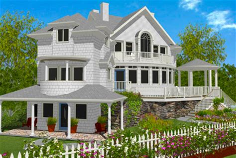 Home Builder Design Program by Free Landscape Design Software 3d Downloads