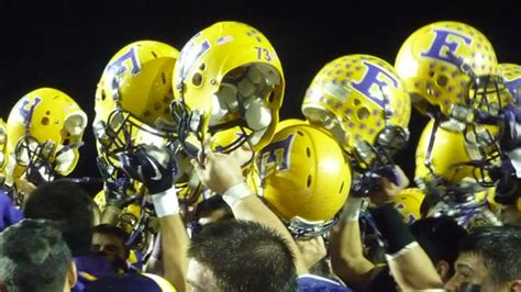 Cif San Joaquin Section by Escalon Football Historical Highlights