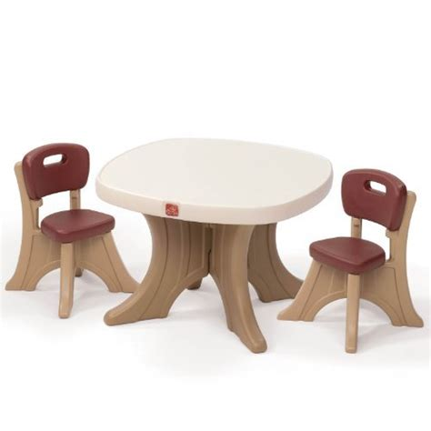 Step2 Table And Chairs by Modern Step2 Table And Chairs Set Offers Great Size