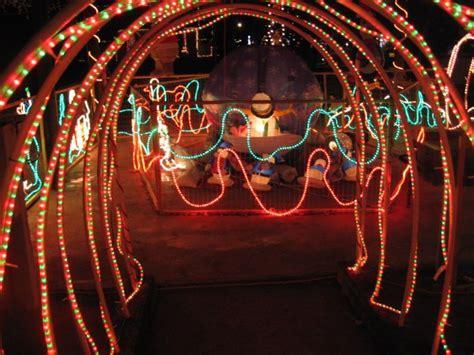 christmas lights in buena vista colorado