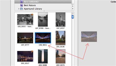 esportare libreria iphoto importare foto da aperture 3 iphoto tutorials pollini