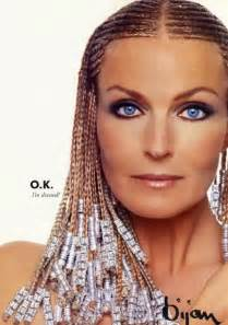 fashion hairstyles bo derek cornrow hair and the rise to fame