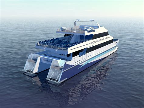 largest catamaran ferry second incat crowther fast catamaran for rhode island fast