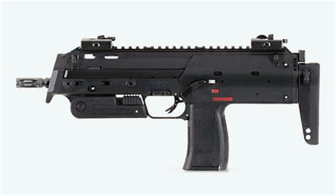 best mp k heckler koch hk mp7 submachine gun smg machine