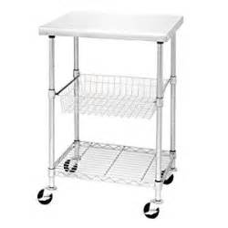 Kitchen Cutting Table Seville Classics Stainless Steel Professional Kitchen Cart Cutting Table Home Kitchen