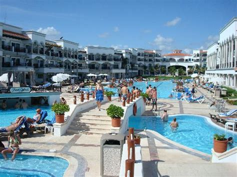 Houston To Cancun by Swim Up Bar Picture Of The Royal Playa Del Carmen Playa