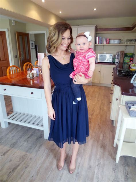 how to wear your hair for baptism with curly hair christening outfit of the day anna saccone joly