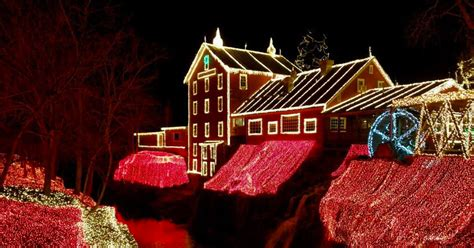clifton mill christmas lights 2017