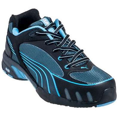 athletic steel toe shoes shoes s blue 64 282 5 esd steel toe athletic shoes