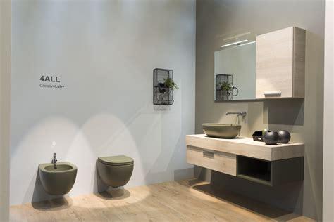arredo bagno globo i lavabi integrati di ceramica globo a cersaie 2016