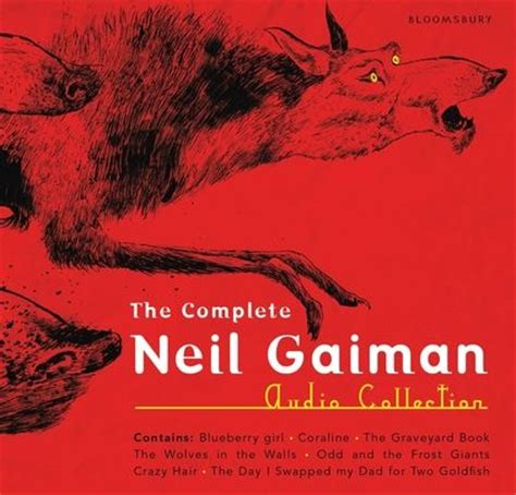 the neil gaiman audio the ultimate neil gaiman audio collection neil gaiman