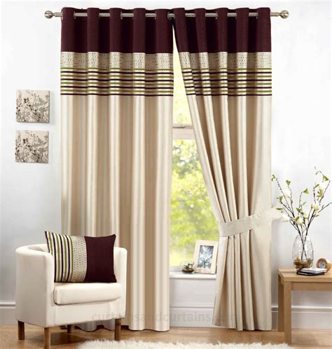 drapery designs for living room 15 latest curtains designs home design ideas pk vogue