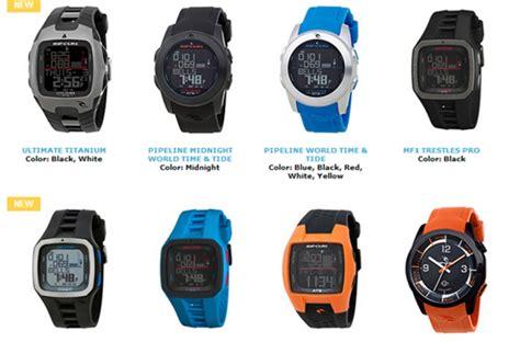 Jam Tangan Keren Ripcurl D koleksi jam tangan terbaru dari rip curl