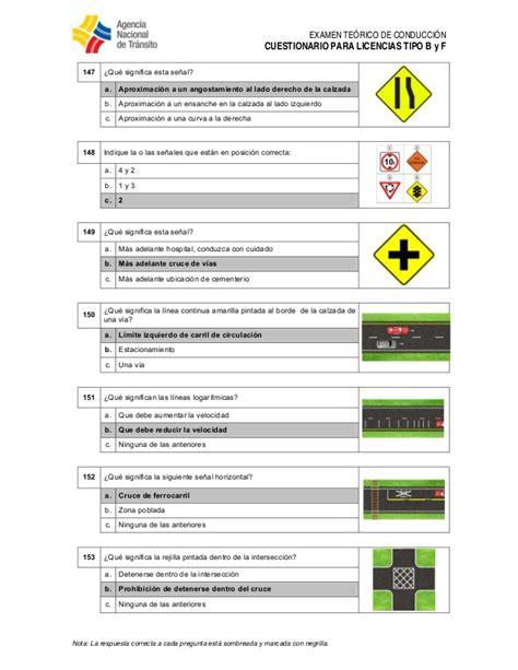 www simulador licencia tipo b licencias tipo b