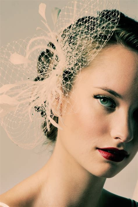 Wedding Hair Pieces by Viva La Sposa Hair Pieces For A Stylish