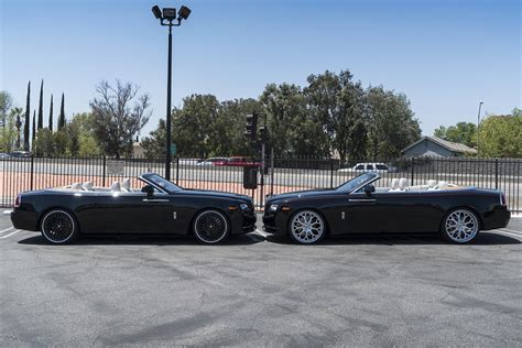 roll royce forgiato rolls royce dawn twins on forgiato wheels
