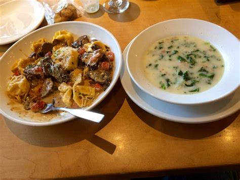 Olive Garden On 290 by Beef Tortelloni Zuppa Toscana Soup Picture Of Olive