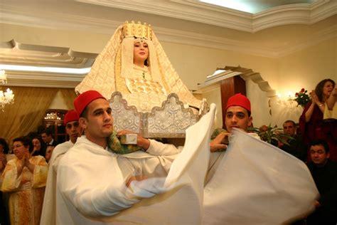 marokkanische hochzeit of all the colors of the spectrum die marokkanische hochzeit