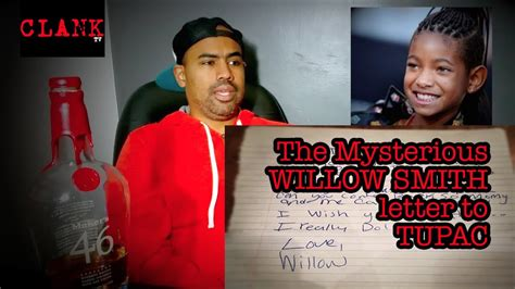 willow smith tupac the mysterious willow smith letter to tupac shakur youtube