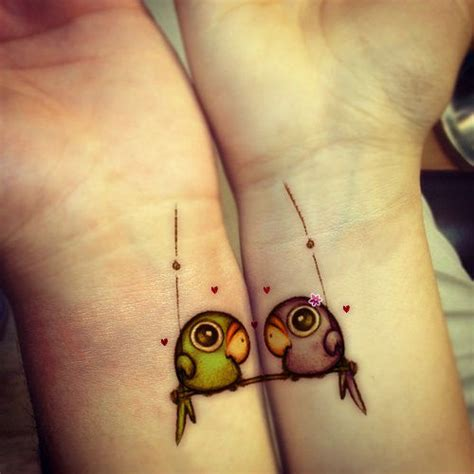tattoo lovers 50 greatest matching tattoos for couples and individuals