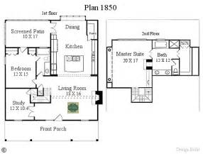 Home Floor Plans For Sale by Plan 1850