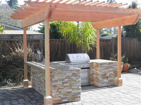 how to build a outdoor kitchen island image detail for kitchen island build in bbq grill build