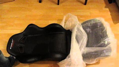 sillon gamer chile unboxing silla de gaming speedblack como ir sentado en