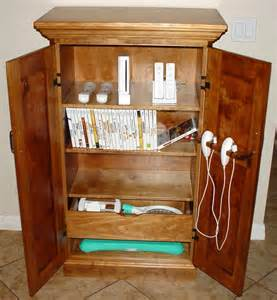 Video Game Storage Cabinet Video Game Storage Cabinet Games Are Great Pinterest