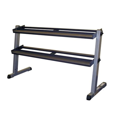 Sle Rack by Solid Gdr60 2 Tier Horizontal Dumbbell Rack For Sale