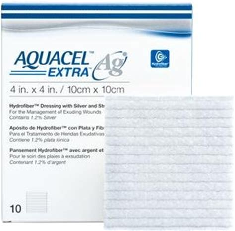 Aquacel Ag By Key Po alimed aquacel ag hydrofiber