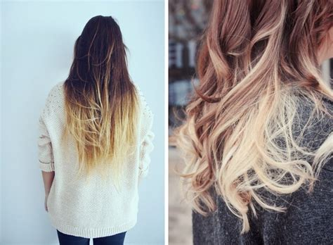 hairstyles blonde tips brown hair blonde tipsblonde dark tips hair pinterest