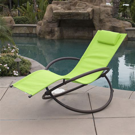 Pool Lawn Chairs by Orbital Folding Zero Gravity Lounge Chairs Outdoor