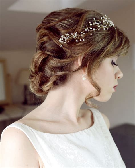 Wedding Hairstyles For Summer by Summer Bridal Hairstyles