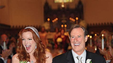 marcia cross tom mahoney wedding celebrity wedding marcia cross tom mahoney instyle