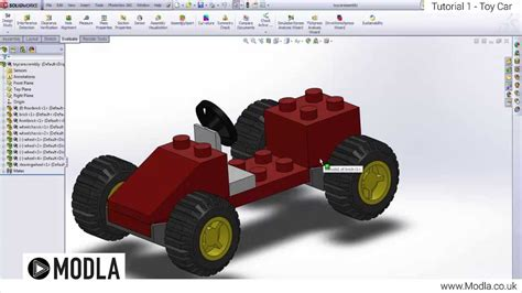 solidworks tutorial parts and assemblies solidworks tutorial parts and assemblies youtube