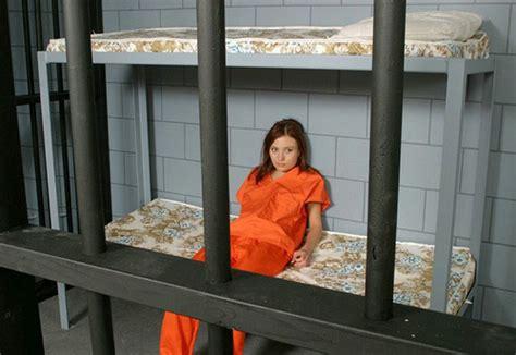 women dont   jail  committing   crime