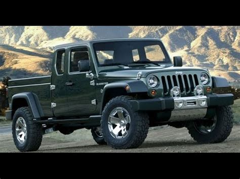 2018 jeep wrangler pickup review ,test drive , interior